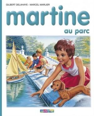 "Afficher ""Martine au parc"""