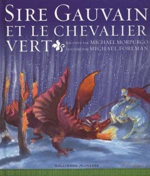 "Afficher ""Sire Gauvain et le chevalier vert"""