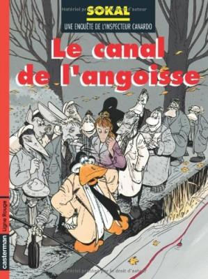 """Afficher """"Une enquête de l'inspecteur Canardo n° 8 Canardo : Le Canal de l'angoisse"""""""