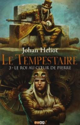 """Afficher """"Le tempestaire n° 3Le roi au coeur de pierre"""""""