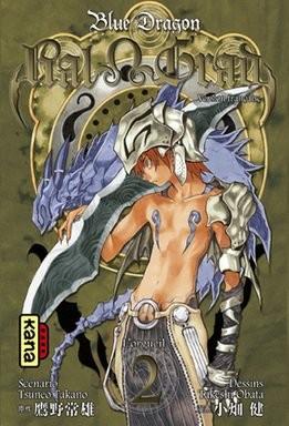 "Afficher ""Blue dragon Ral Grad n° 2L'orgueil"""