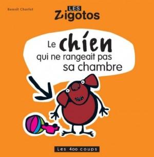 """Afficher """"Les zigotos n° 10Le chien qui ne rangeait pas sa chambre"""""""