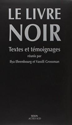 """Afficher """"Le livre noir"""""""