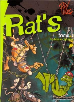 """Afficher """"Rat's n° 4Problèmes épineux"""""""