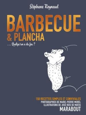 vignette de 'Barbecue & plancha (Stéphane Reynaud)'
