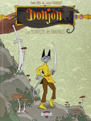 """Afficher """"Donjon zénith n° 3 La princesse des barbares"""""""