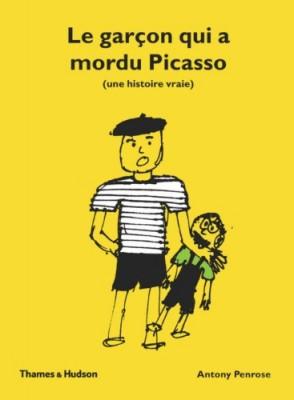 """Afficher """"Le garçon qui a mordu Picasso"""""""
