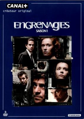"Afficher ""Engrenages - Saison 1"""