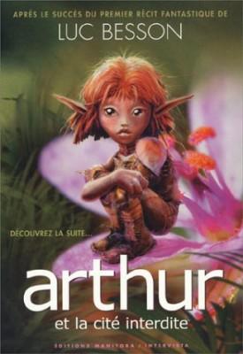 """Afficher """"Arthur n° 2 Arthur et la cité interdite"""""""