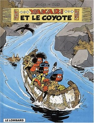 "Afficher ""Yakari n° 12 Yakari et le coyote"""