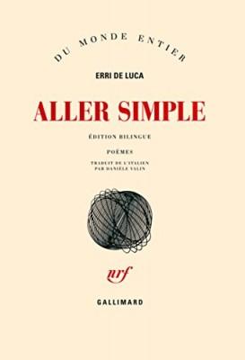 """Afficher """"Aller simple"""""""