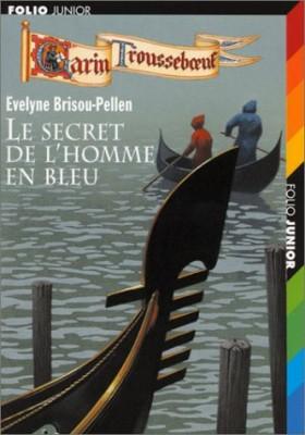 """Afficher """"Garin Trousseboeuf n° 8 Le secret de l'homme en bleu"""""""