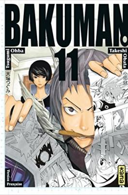 """Afficher """"Bakuman n° 11"""""""