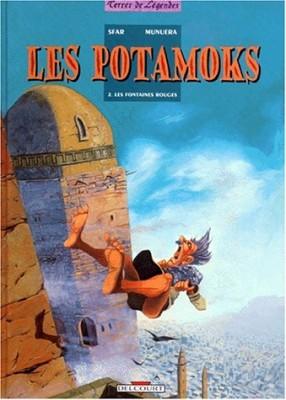 """Afficher """"Les Potamoks n° 2 Les fontaines rouges"""""""