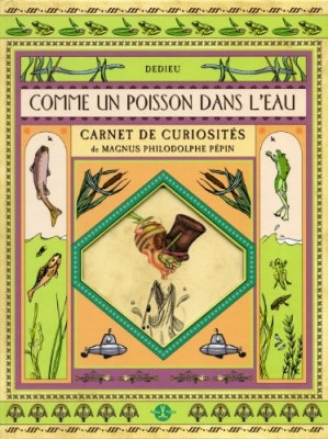 vignette de 'Comme un poisson dans l'eau (Thierry Dedieu)'