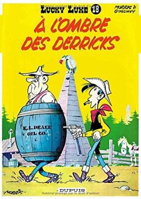"""Afficher """"Lucky Luke n° 18 A l'ombre des derricks"""""""