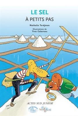 """Afficher """"Le sel à petits pas"""""""