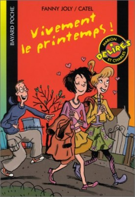 """Afficher """"Marion et Charles. n° 7 Vivement le printemps !"""""""