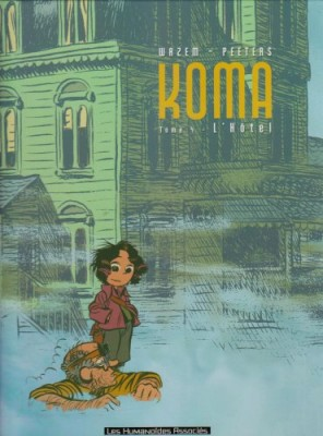 """Afficher """"Koma n° 4L' hôtel"""""""