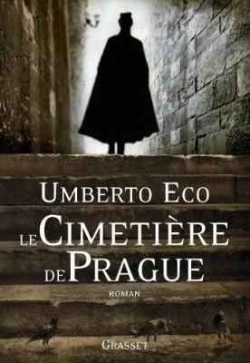 """Afficher """"Le cimetière de Prague"""""""