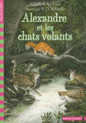 """Afficher """"Les chats volants n° 3 Alexandre et les chats volants"""""""