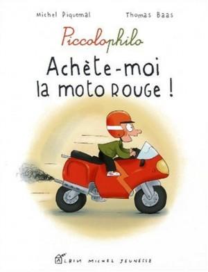 """Afficher """"Achète-moi la moto rouge !"""""""