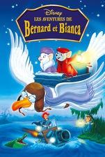 vignette de 'Les aventures de Bernard et Bianca (Wolfgang Reitherman)'