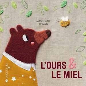 """Afficher """"L'ours et le miel"""""""