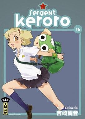 "Afficher ""Keroro n° 16 Sergent Keroro"""
