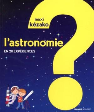 """Afficher """"astronomie (L')"""""""