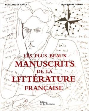 """Afficher """"Les plus beaux manuscrits de la littérature française"""""""