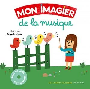 """Afficher """"Mon imagier de la musique"""""""