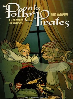 """Afficher """"Polly et les pirates n° 4 Secret du tricorne (Le)"""""""