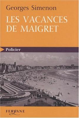 """Afficher """"Les vacances de Maigret"""""""