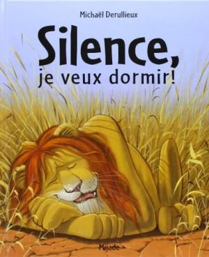 """Afficher """"Silence, je veux dormir !"""""""