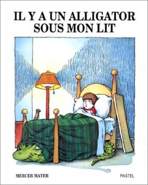 """Afficher """"Il y a un alligator sous mon lit"""""""