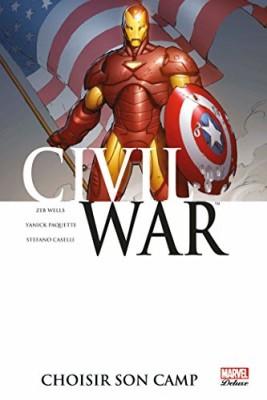 """Afficher """"Civil war n° 5Choisir son camp"""""""