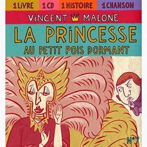 """Afficher """"Princesse au petit pois dormant (La)"""""""