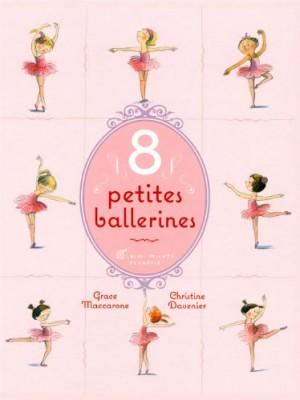 "Afficher ""8 Huit petites ballerines"""