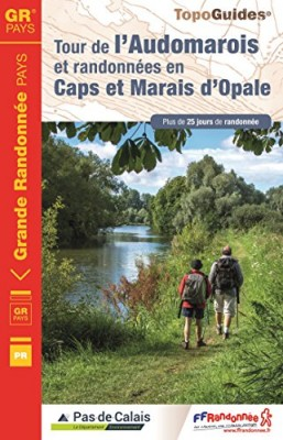 """Afficher """"Tour de l'Audomarois et randonnées en caps et marais d'Opale"""""""