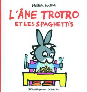 "Afficher ""L'âne Trotro. n° 19 L'âne Trotro et les spaghettis"""