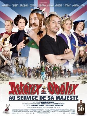 """Afficher """"Astérix & Obélix au service de Sa Majesté"""""""