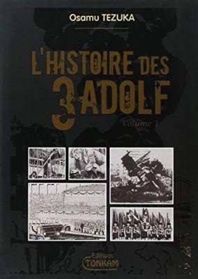 vignette de 'histoire des 3 Adolf (L') n° 1 (Osamu Tezuka)'