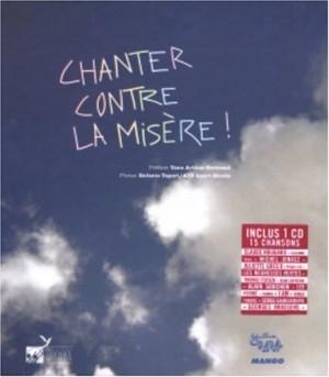 """Afficher """"Chanter contre la misère !"""""""