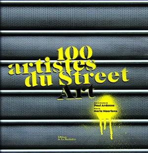 """Afficher """"100 artistes du street art"""""""