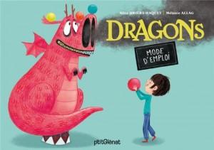 Couverture de Dragons : mode d'emploi