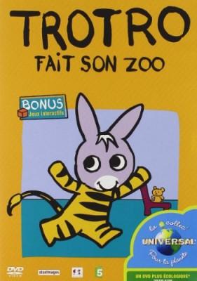 "Afficher ""âne Trotro (L') Trotro, fait son zoo"""