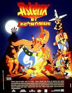 Couverture de Une Aventure d'Astérix n° 7 Astérix et les Indiens