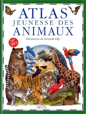 """Afficher """"Atlas jeunesse des animaux"""""""