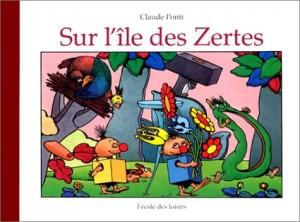 """Afficher """"Sur l'île des Zertes"""""""